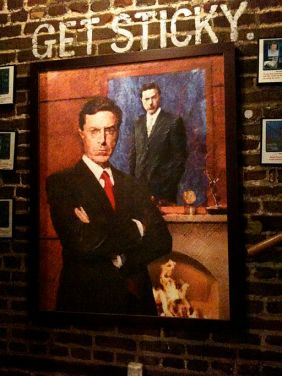 Stephen Colbert Portait