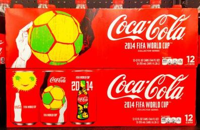 Coca Cola World Cup 2014
